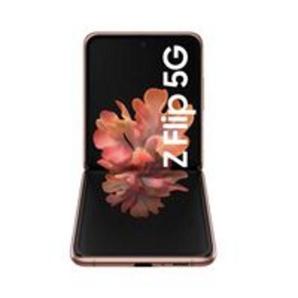Oferta de Samsung Galaxy Z Flip 5G 6,7'' 256GB Bronce por 949€
