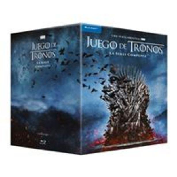 Oferta de Juego de Tronos Temporada 1-8  Colección Completa - Blu-Ray por 75€