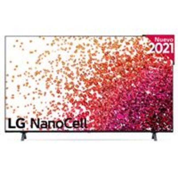 Oferta de TV LED 55'' LG NanoCell 55NANO756PA 4K UHD HDR Smart TV por 699€