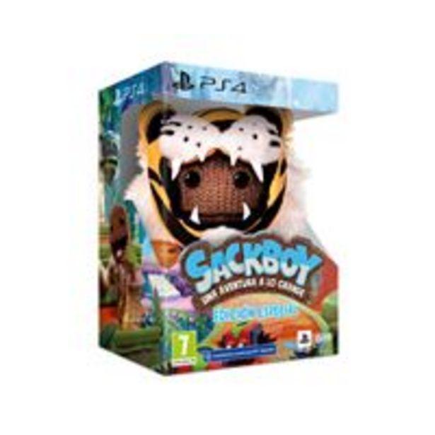 Oferta de Sackboy: Una aventura a lo grande Edición Especial PS4 por 54,99€