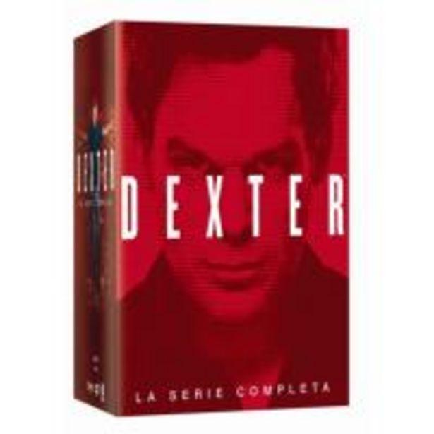 Oferta de Pack Dexter Serie Completa - DVD por 50€