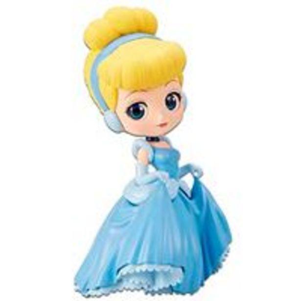 Oferta de Figura Q Posket Disney Cenicienta Versión A por 20€