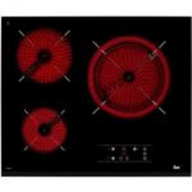 Oferta de Vitrocerámica Teka TB6315 por 149,9€