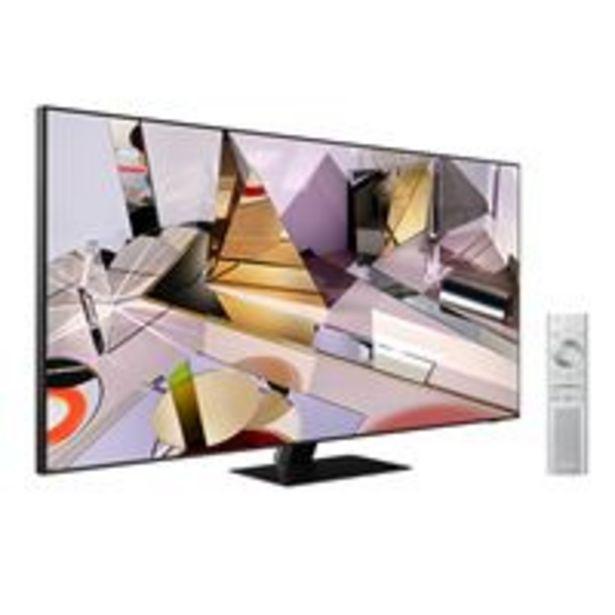 Oferta de TV QLED 55'' Samsung QE55Q700T 8K UHD HDR Smart TV por 2187,41€