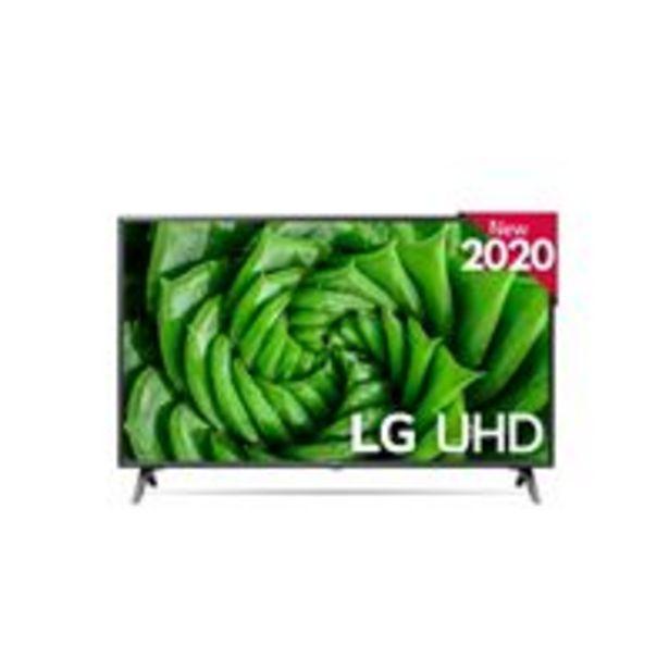 Oferta de TV LED 43'' LG 43UN80006 IA 4K UHD HDR Smart TV por 390,95€