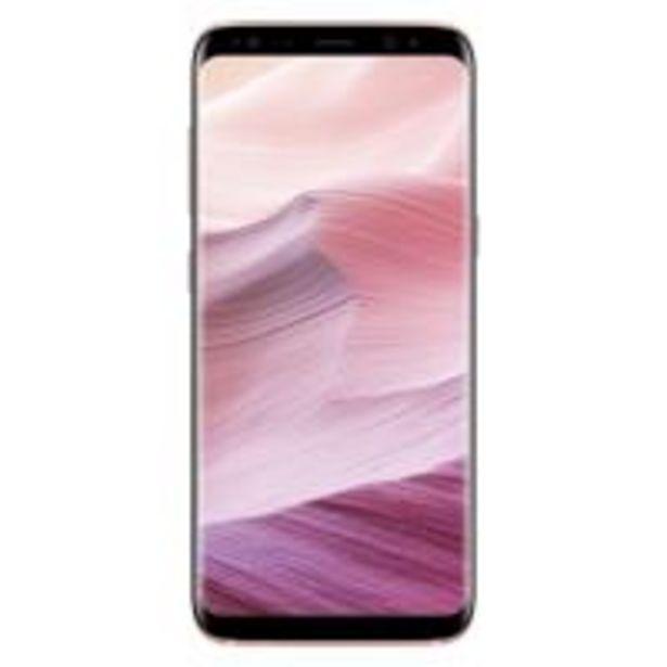 """Oferta de Samsung Galaxy S8 5,8"""" Rosa por 319€"""