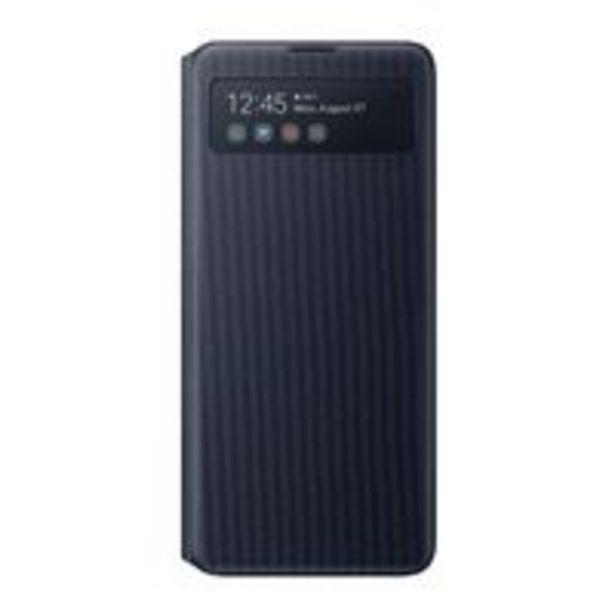 Oferta de Funda Samsung S View Negro para Galaxy Note 10 Lite por 21,99€