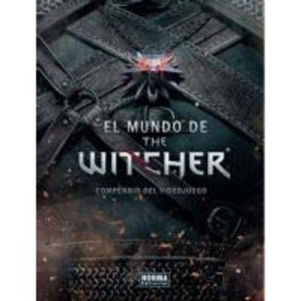 Oferta de El mundo de The Witcher. Compendio del videojuego por 28,45€