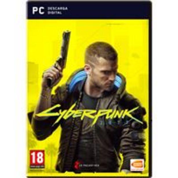 Oferta de Cyberpunk 2077 Edición Day One PC por 39,99€