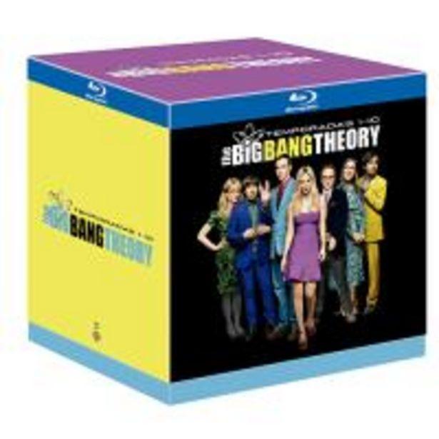 Oferta de The Big Bang Theory  Temporadas 1-10 - Blu-Ray por 109,99€