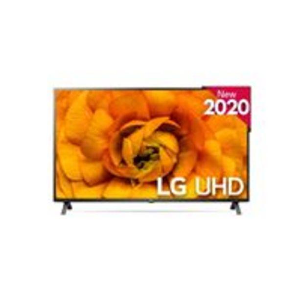 Oferta de TV LED 65'' LG 65UN85006 IA 4K UHD HDR Smart TV por 809,89€
