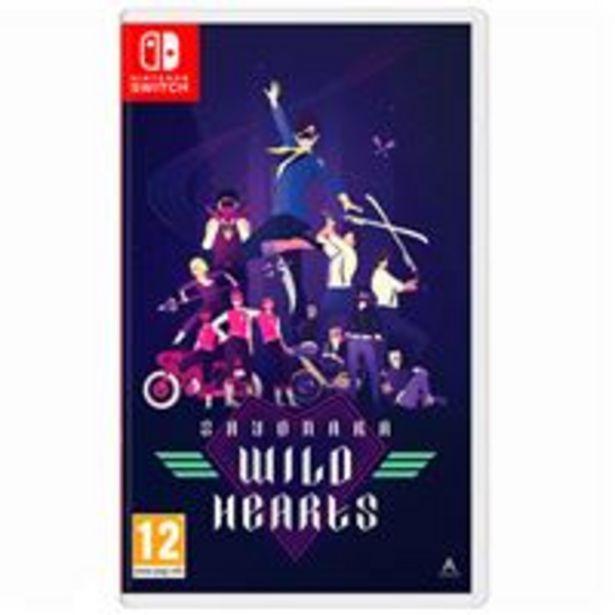 Oferta de Sayonara Wild Hearts Nintendo Switch por 19,99€