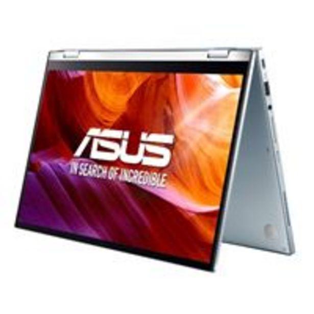 Oferta de Convertible 2 en 1 Asus Chromebook Flip Z3400FT-AJ0111 14'' Plata por 569,91€