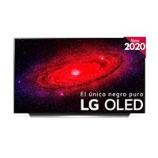 Oferta de TV OLED 48'' LG OLED48CX5LC IA 4K UHD HDR Smart TV por 999,9€