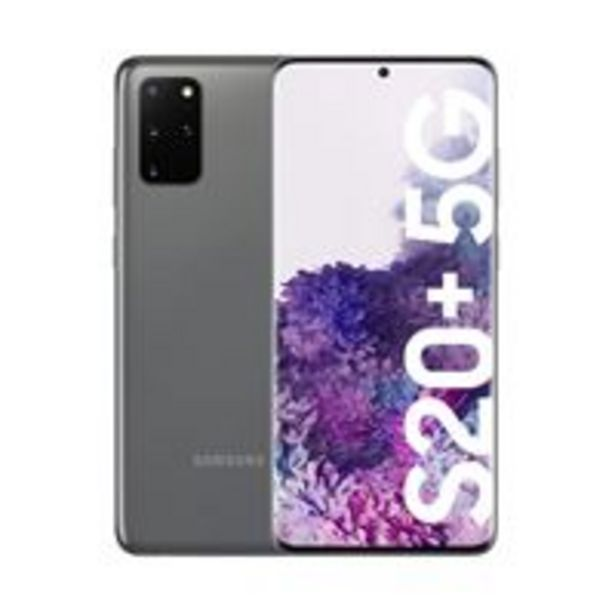 Oferta de Samsung Galaxy S20+ 6,7'' 512GB 5G Gris por 999,9€