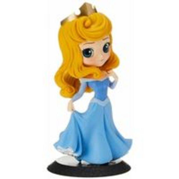 Oferta de Figura Q Posket La Bella Durmiente - Princesa Aurora Vestido Azul por 30,44€