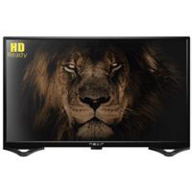 Oferta de TV LED 32'' Nevir NVR-8075-32RD2S HD Ready Smart TV por 179,9€