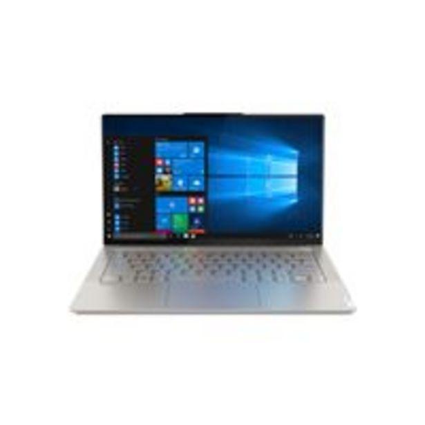 Oferta de Portátil Lenovo Yoga S940-14IIL 14'' 1TB Gris por 1699,92€