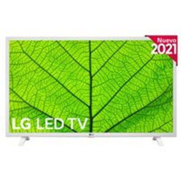 Oferta de TV LED 32'' LG 32LM6380PLC Full HD Smart TV Blanco por 299,9€