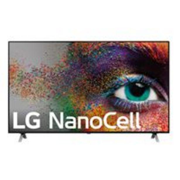 Oferta de TV LED 55'' LG Nanocell 55NANO906 IA 4K UHD HDR Smart TV Full Array por 893,93€