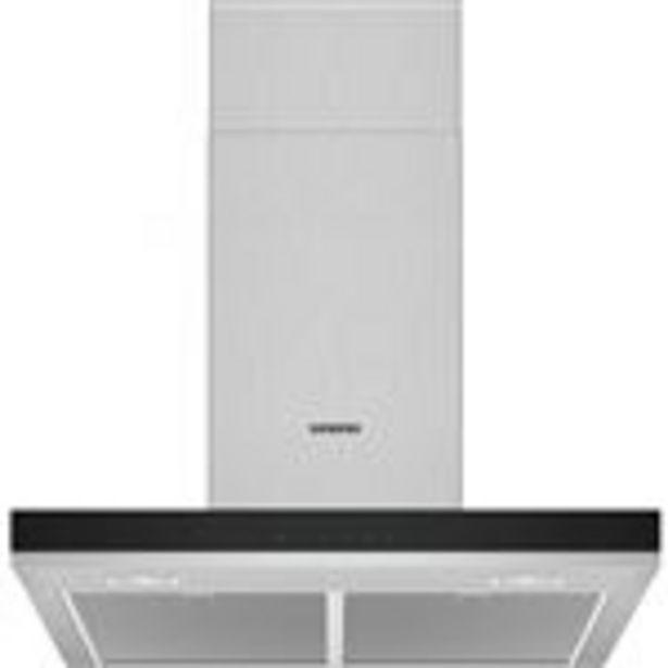 Oferta de Campana Siemens LC66BHM50 por 298,99€