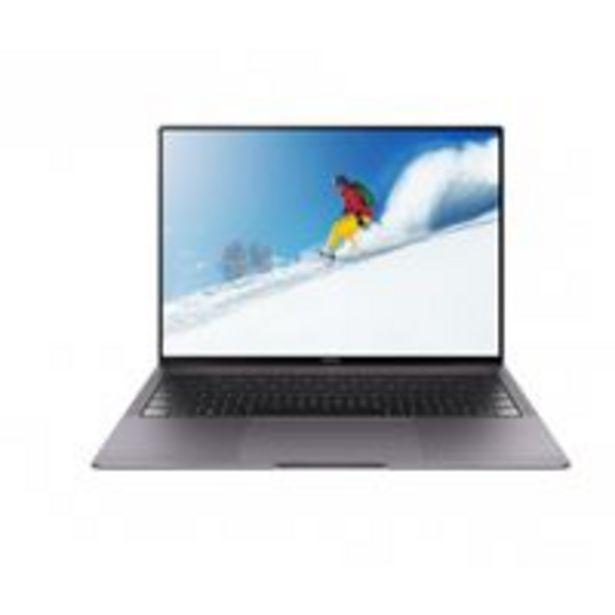 Oferta de Portátil Huawei Matebook X Pro 13,9'' Gris por 1149,9€