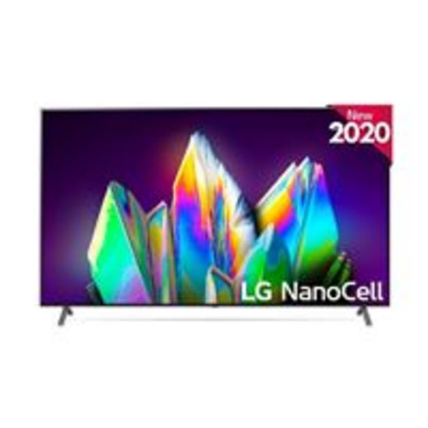 Oferta de TV LED 75'' LG Nanocell 75NANO996 IA 8K UHD HDR Smart TV Full Array por 2999€