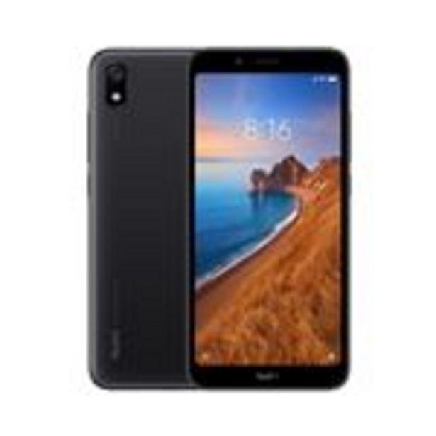 Oferta de Xiaomi Redmi 7A 3+32GB Negro por 100,99€