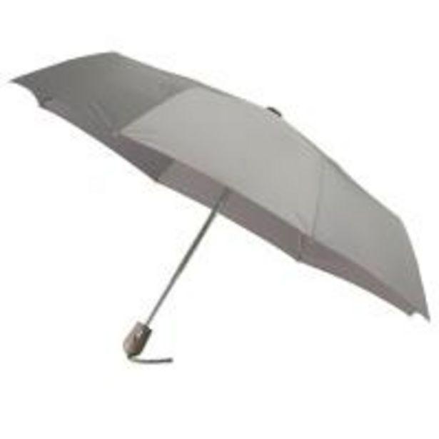 Oferta de Paraguas automático GoTravel Gris por 12,56€