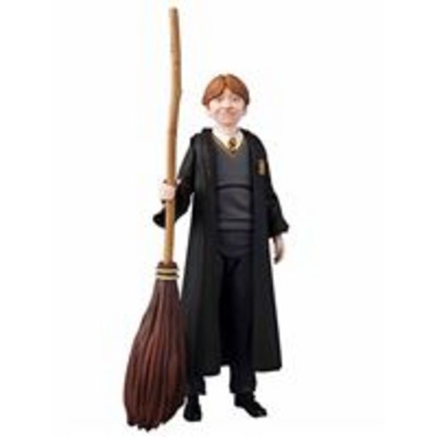 Oferta de Figura Harry Potter - Ron Weasley por 16,5€