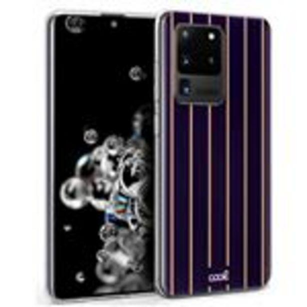 Oferta de Carcasa para Samsung G988 Galaxy S20 Ultra 5G Dibujos Lines por 9,7€