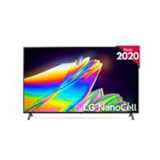 Oferta de TV LED 65'' LG Nanocell 65NANO956 IA 8K UHD HDR Smart TV Full Array por 1499,9€