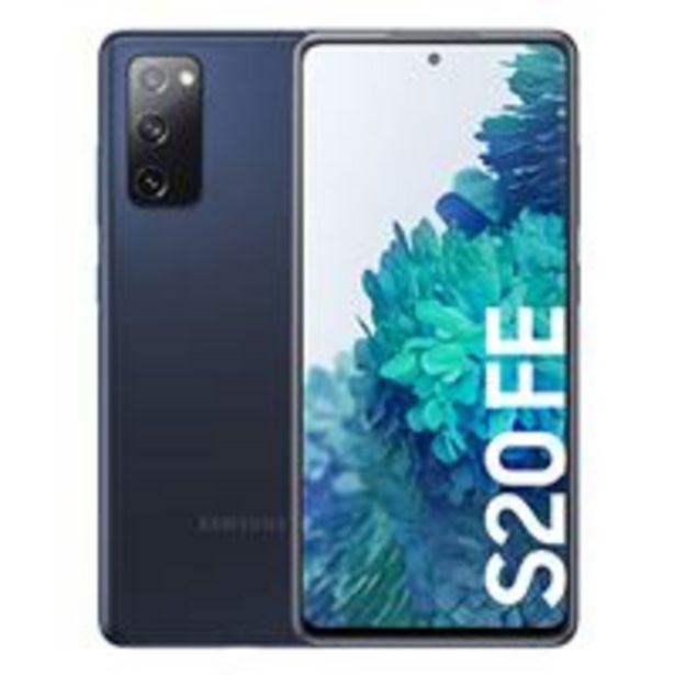 Oferta de Samsung Galaxy S20 FE 6,5'' 128GB Azul por 587€
