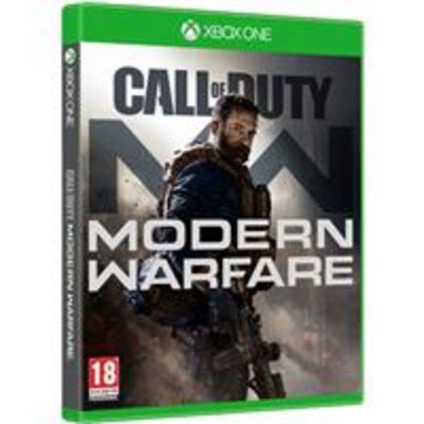 Oferta de Call of Duty: Modern Warfare - Xbox One por 39,99€