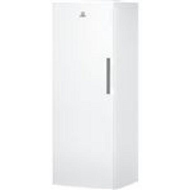 Oferta de Congelador Vertical Indesit UI6 F1T W1 Blanco No Frost 167x60CM por 393,98€