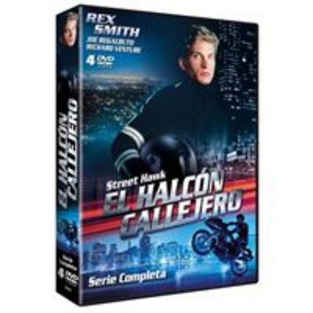 Oferta de El Halcón Callejero Serie Completa - DVD por 15€