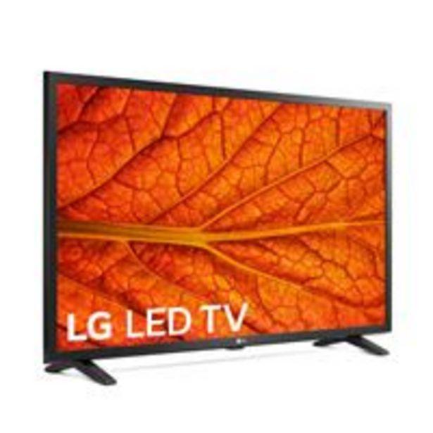 Oferta de TV LED 32'' LG 32LM6370PLA Full HD Smart TV por 279€