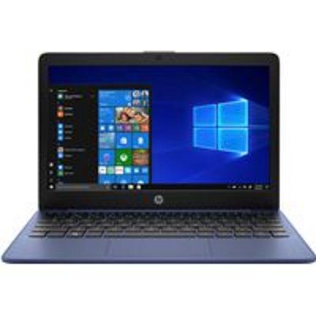 "Oferta de Portátil HP Stream 11-ak0004ns Intel Celeron N4020/4GB/64 GB/11"" por 279,9€"