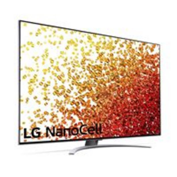 Oferta de TV LED 55'' LG NanoCell 55NANO926PB 4K UHD HDR Smart TV Full Array Plata por 999€