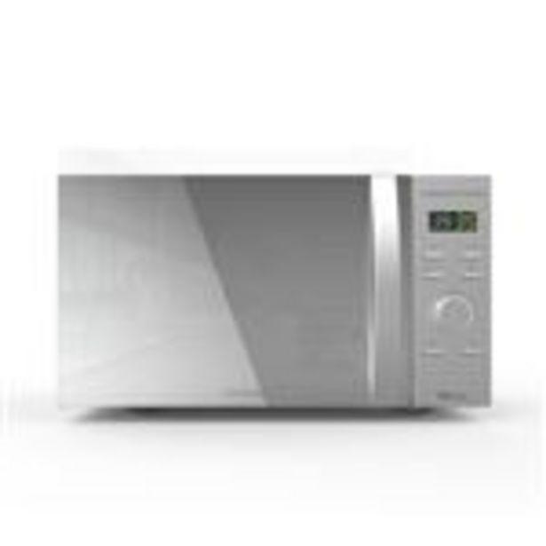 Oferta de Microondas con Grill Cecotec ProClean 8110 FullInox  28 litros, 1000W por 138,99€