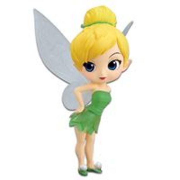 Oferta de Figura Q Posket Disney Peter Pan - Campanilla Vestido Hoja por 31,49€
