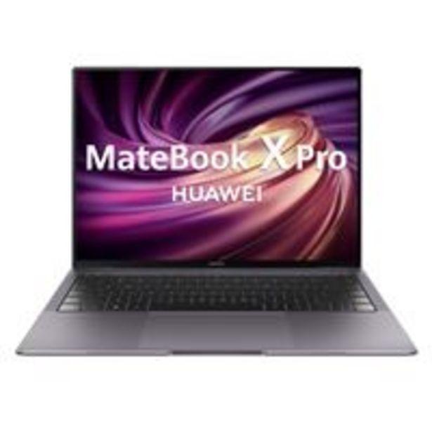 Oferta de Portátil Huawei MateBook X Pro 13,9'' 16GB/1TB Gris por 1399,9€