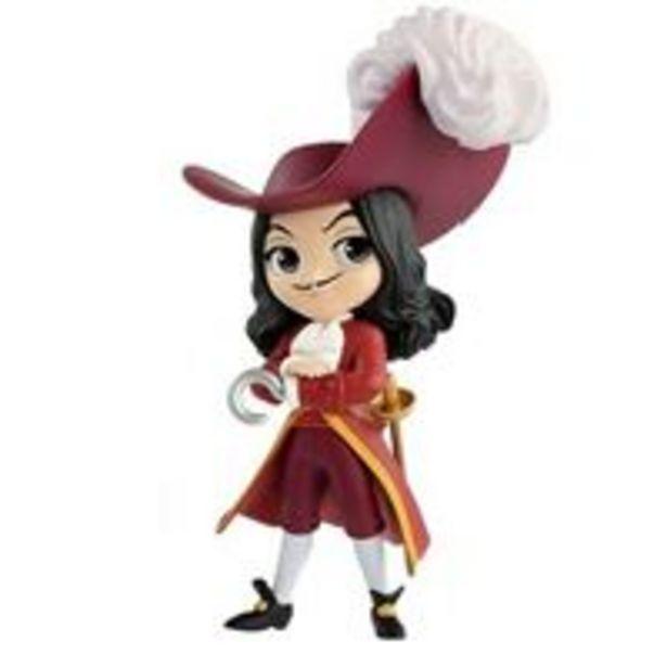 Oferta de Figura Disney Peter Pan - Capitán Garfio por 10,99€