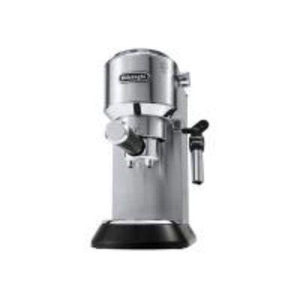 Oferta de Cafetera Expresso De'Longhi Dedica EC 685.M Metal por 183,38€