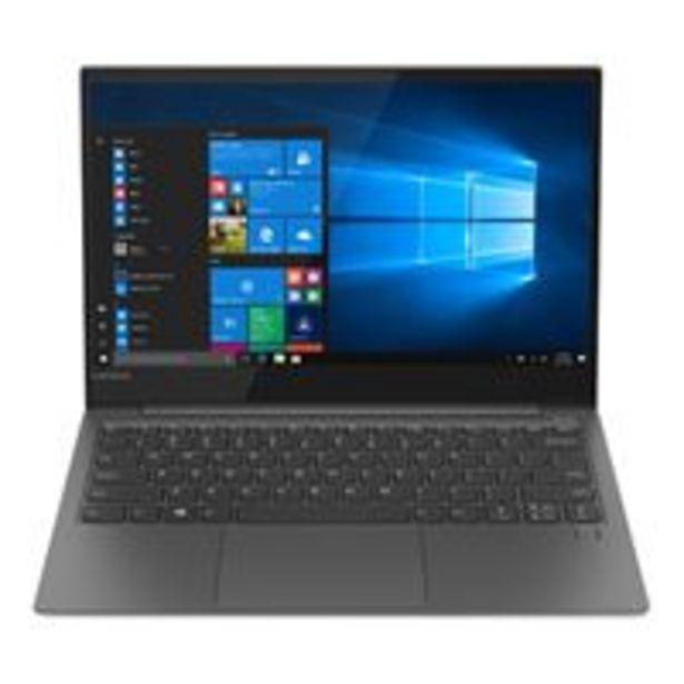 Oferta de Portátil Lenovo Yoga S730-13IWL 13,3'' Gris por 959,96€