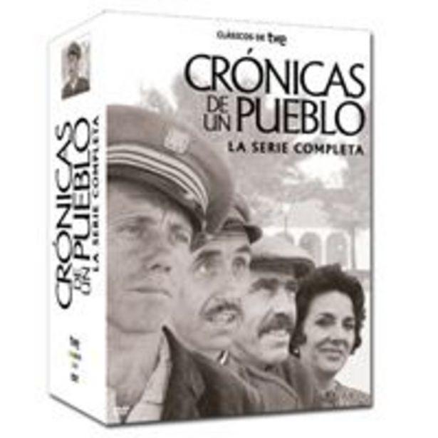 Oferta de Crónicas de un pueblo  Serie Completa - DVD por 39,99€