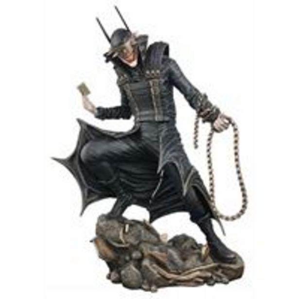 Oferta de Figura DC Dark Nights: Metal - Batman Who Laughs por 32,99€
