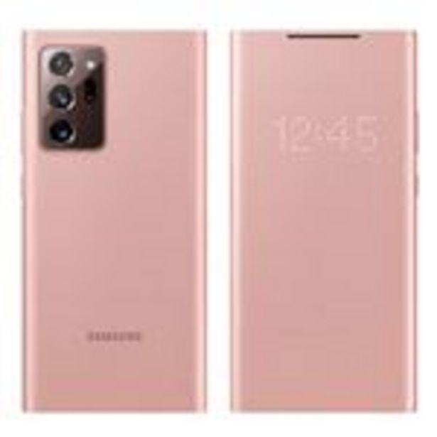 Oferta de Funda Samsung Galaxy Note 20 Ultra LED View Cover Original Samsung Negro por 53,91€