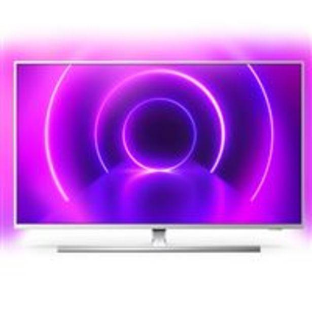 Oferta de TV LED 58'' Philips 58PUS8555 4K UHD HDR Smart TV por 659,9€