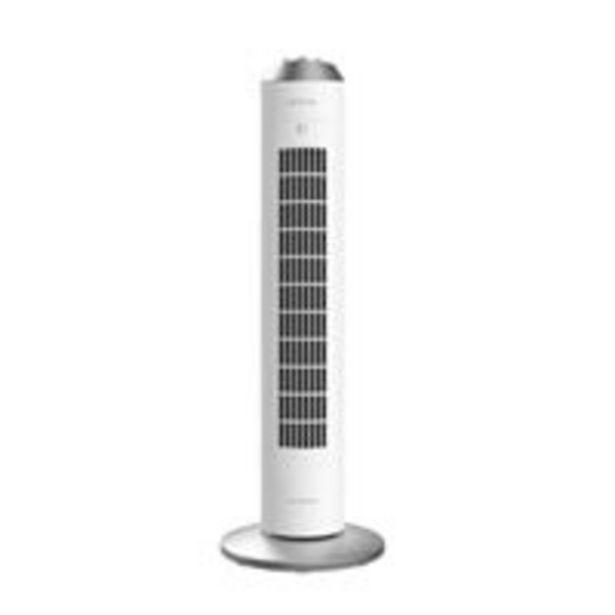 Oferta de Ventilador de torre Cecotec EnergySilence 8090 Skyline por 42,9€